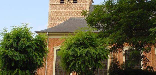 Kerk sint lambertus eikevliet gemeente bornem for Interieur 2000 harelbeke openingsuren